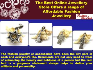 How can you look bold and beautiful with the fashion jewelry online?
