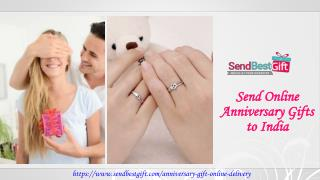 Send Anniversary Gifts to India | Anniversary Gifts Online