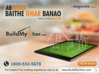 India's First Online House Construction & Renovation Company