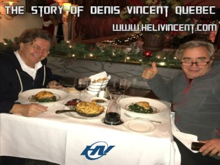 The Story of Denis Vincent Quebec