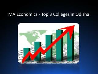 MA Economics - Top 3 Colleges in Odisha