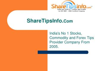 Nifty Future Tips, Nifty intraday trading tips | Sharetipsinfo