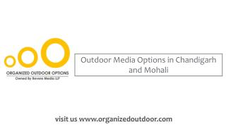 Outdoor Advertising Agency in India | Organized Outdoor