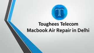 Quick and Easy Macbook Air Repair Service in Delhi - Free Estimates. Same Day Service?