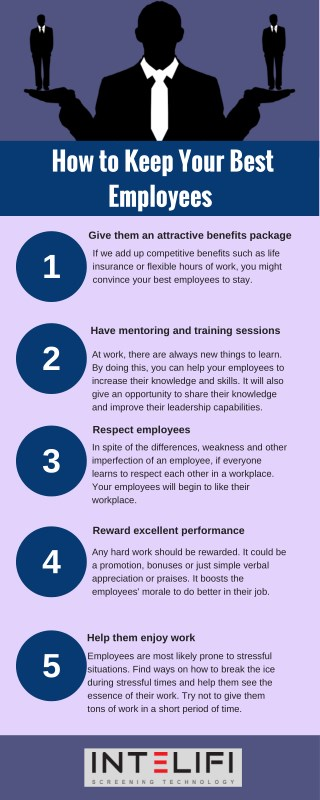 How to Keep Your Best Employees
