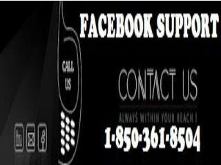 Can Facebook Support 1-850-361-8504 team wipe out Facebook mishaps?