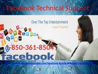Does Facebook Technical Support 1-850-361-8504 team have very much experience?