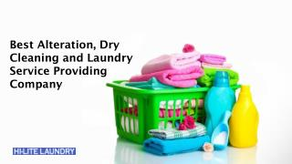 Hi-Lite Laundry and Dry Clean Services