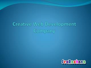 Creative Web Development Company