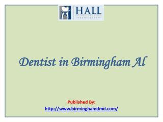 Dentist in Birmingham Al