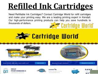 Best Refilled Ink Cartridges