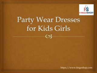 Kids Clothing for Girls Online in India at fingoshop.com