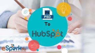 PSD To Hubspot COS Development - HubSpot COS Templates