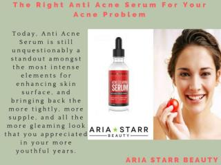 Anti Acne Vitamin C Serum for Skin