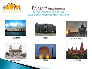 Service apartments in Delhi - Pajasa Apartments