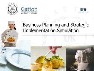 Business Planning and Strategic Implementation Simulation
