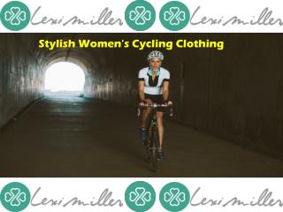 Quality Women's Cycling Apparel