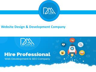 Website Design & Development Company