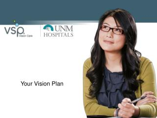 Your Vision Plan