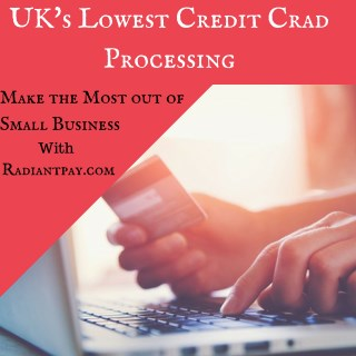 UK's Lowest Credit Card Processing Company Radiantpay