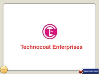 Coating Services Provider in Pune - Technocoat Enterprises