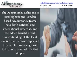All About The Accountancy Solutions