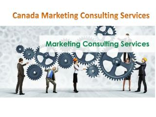 Canada Marketing Consulting Services