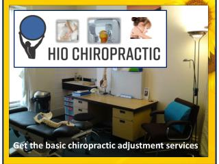 Get our best chiropractic care