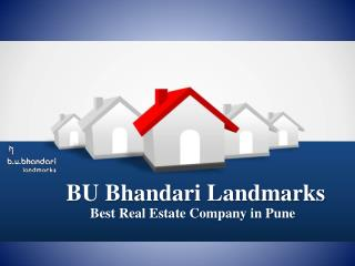 Are You Searching Any Builder in Pune?