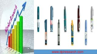 Global Diabetes Disposable Insulin Pen Market Report: Country Outlook, Analysis, Size, Share and Forecast 2017 – 2022