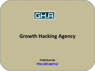 Growth Hacking Agency