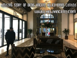 Amazing Story of Denis Vincent Helico from Canada
