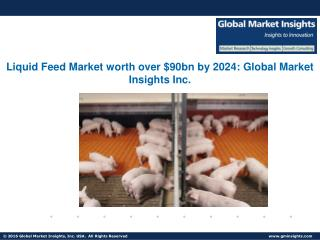 Liquid Feed Market analysis research and trends report for 2017-2024