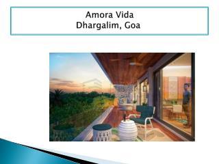 Amoravida goa, flats in north goa