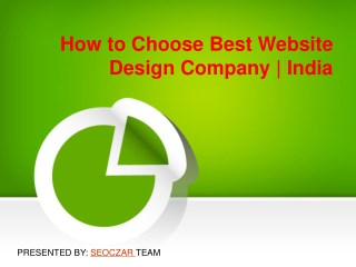 How to Choose Best Website Design Company in Noida | India