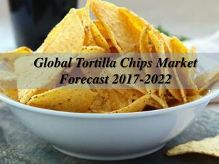 Global Tortilla Chips Market Report Forecast 2017-2022
