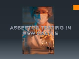 asbestos testing newcastle