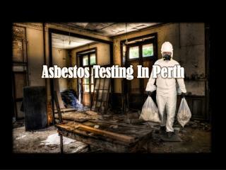 asbestos testing perth