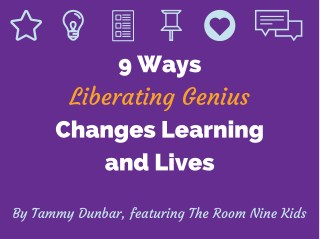 How Liberating Genius is Changing Learning and Lives