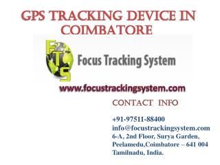 Taxi Gps Tracking Device For Vehicles in Madurai