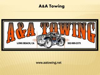 24 hours Car Towing Service Long Beach