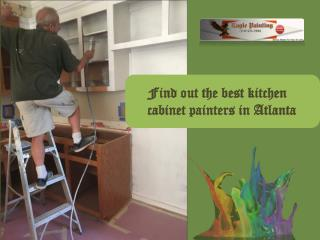 Find out the best kitchen cabinet painters in Atlanta