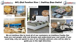 Buy Bedroom Furniture Online At Limitless Base Limited