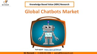 Global Chatbots Market Size
