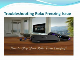 Troubleshooting Roku Issues