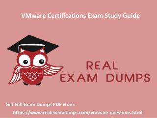 Easily Pass VMware All Certifications In First Attempt - VMware Exam Braindumps