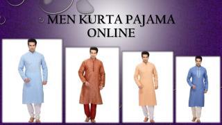 Men Kurta Pajama Online
