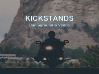 Kickstands Campground & Venue - Sturgis,SD