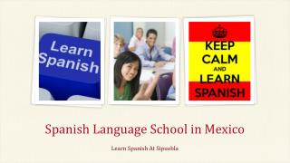 Spanish Language School in Mexico