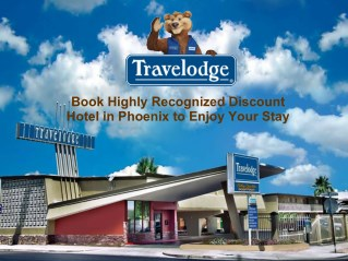 Book Highly Recognized Discount Hotel in Phoenix to Enjoy Your Stay - Phoenixmoteldowntown.com